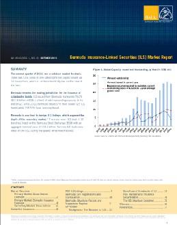 Q2 2016 Bermuda ILS Market Report