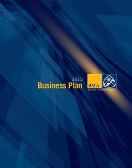 Bermuda Monetary Authority Business Plan 2015