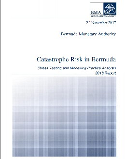 BMA Catastrophe Risk in Bermuda Report 2016