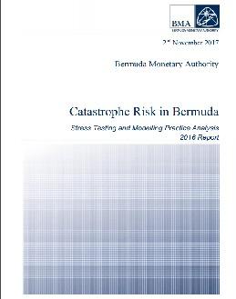 BMA Catastrophe Risk in Bermuda Report 2016