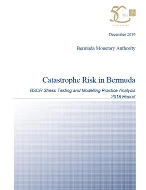Catastrophe Risk in Bermuda - 2018 Report
