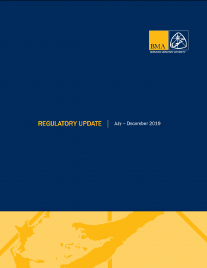 Regulatory Update July - December 2019