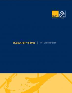 Regulatory Update July - December 2019