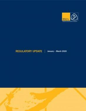Regulatory Update January - March 2020