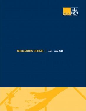 Regulatory Update April – June 2020