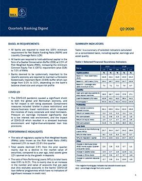 Q2- 2020 Quarterly Banking Digest