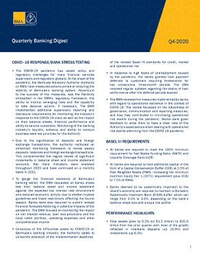 Q4-2020 Quarterly Banking Digest