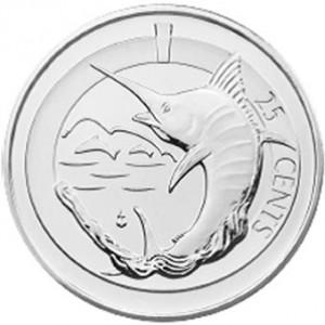 2012 CUPRONICKEL BLUE MARLIN COIN