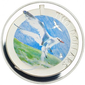 Silver Proof Bermuda Longtail