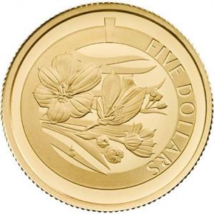 Gold Proof Bermudiana