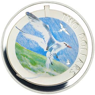 Silver Proof Bermuda Longtail